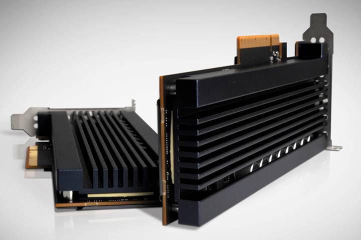 Samsung Z-NAND bellekler Intel Optane belleklere rakip oluyor