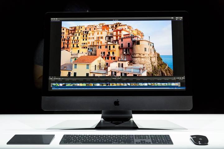 Yeni iMac Pro modelinde Apple A10 Fusion izleri