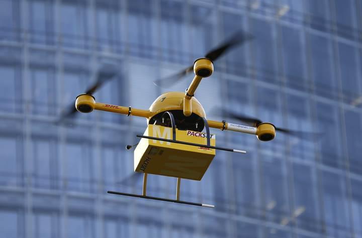 PTT, 2018 yılında Drone ile kargo teslimatı yapacak