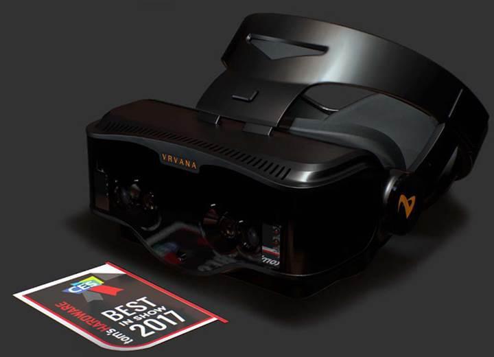 Apple artırılmış gerçeklik başlığı geliştiren Vrvana'yı satın aldı