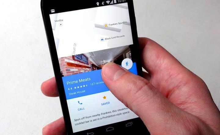 Google, internet bağlantınız olmasa bile konumunuzu takip ediyor