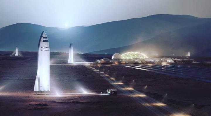 SpaceX ile