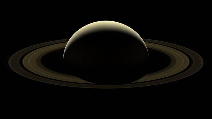 İşte Cassini'nin son günlerinde yakaladığı muhteşem fotoğraf