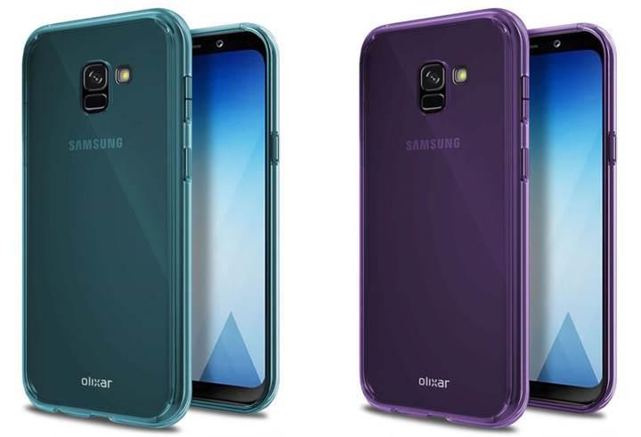 Samsung Galaxy A5 (2018) sızıntısı cihazın Sonsuz Ekran ile geleceğini ortaya çıkardı
