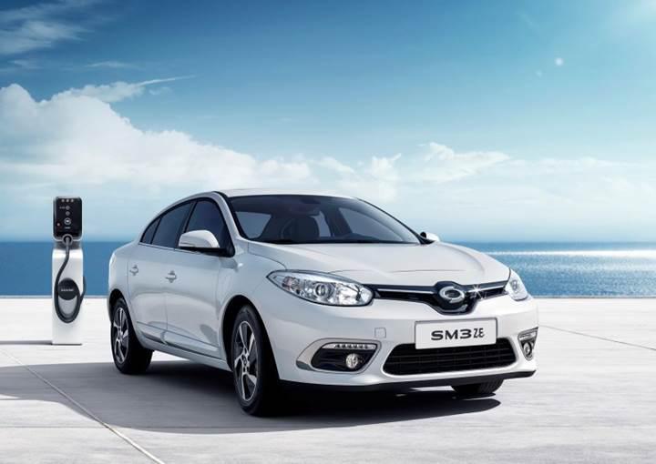 Renault Samsung Motors'tan 213 km menzilli elektrikli otomobil