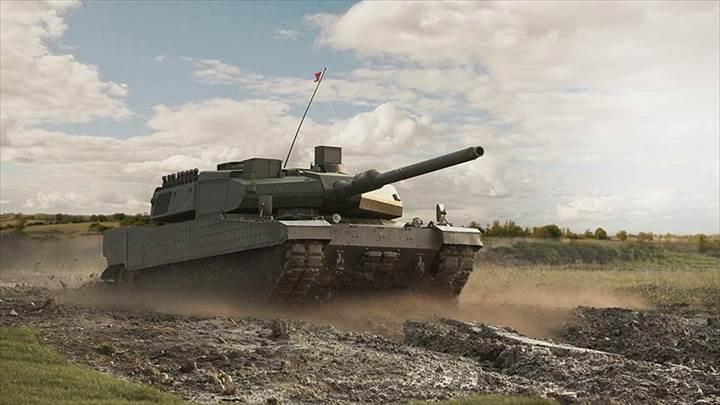 Altay Tankı için teklif veren şirketler belli oldu