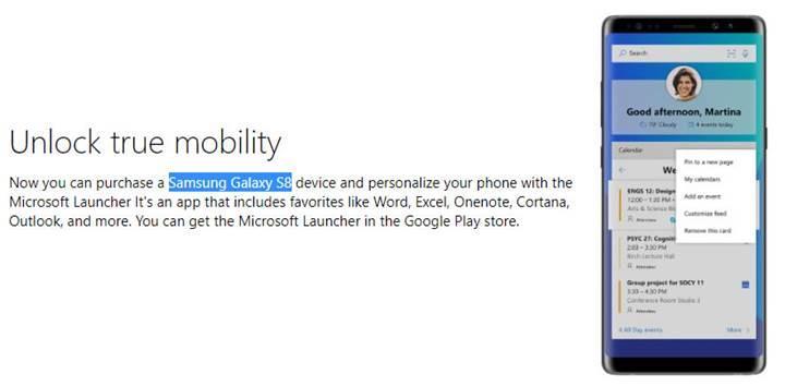 Microsoft yavaş yavaş Android telefon satıcısına dönüşüyor