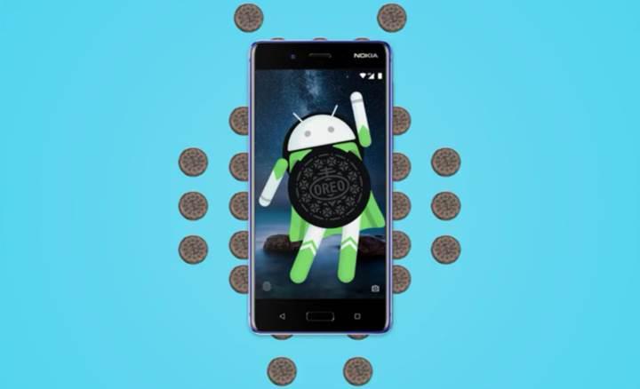 Nokia 8 için Android Oreo 8.0 güncellemesi dağıtılmaya başlandı