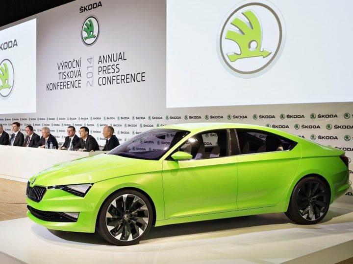 Skoda 2025'e kadar farklı segmentlerde beş elektrikli araç çıkaracak