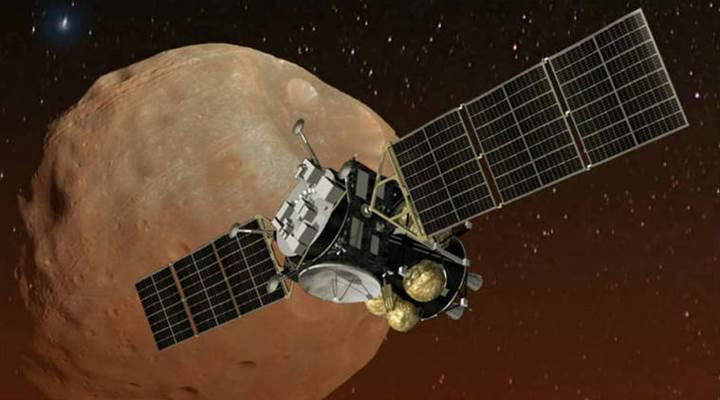 NASA, Fransa ve Japonya birleşti: Mars'ın uydusundan Dünya'ya örnek getirecekler