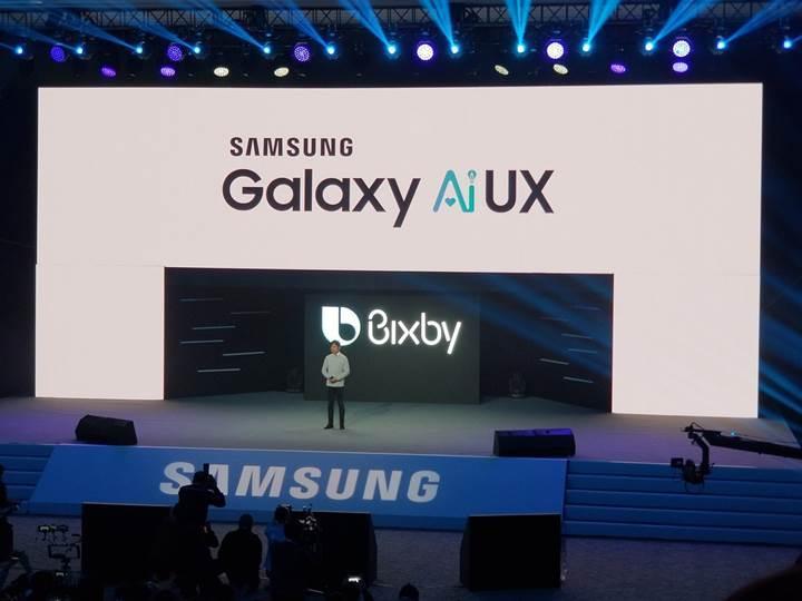 Samsung Galaxy S9 arayüzü Galaxy Ai UX adını alacak