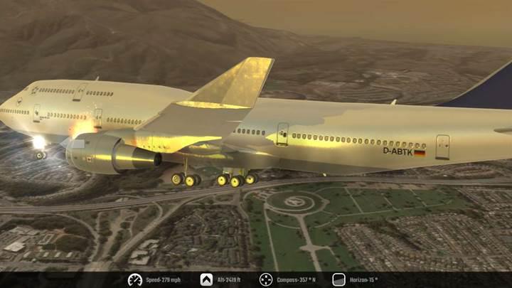 Flight Unlimited 2K16 kısa süreliğine ücretsiz