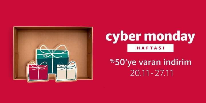 Amazon Cyber Monday indirimlerinde uygun fiyatlı 10 ürün