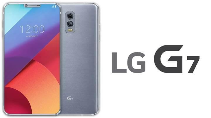 Galaxy S9'un ardından şimdi de LG G7'nin Ocak ayında tanıtılacağı iddia edildi
