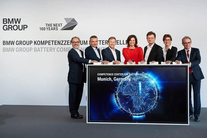 BMW'den elektrikli otomobillerin menzilini artırmaya yönelik yatırım