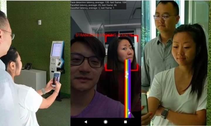 Google yabancı biri telefonunuzu dikizlediğinde size haber verecek bir yapay zeka geliştirdi