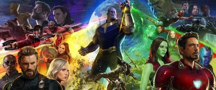 Avengers: Infinity War'un ilk fragmanı yayınlandı