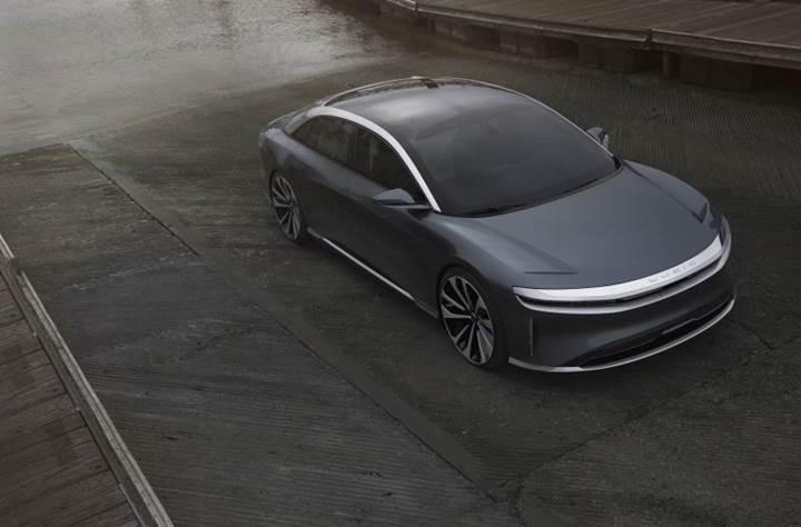 Tesla'nın rakibi Lucid Motors yeni şirket merkezine taşınıyor