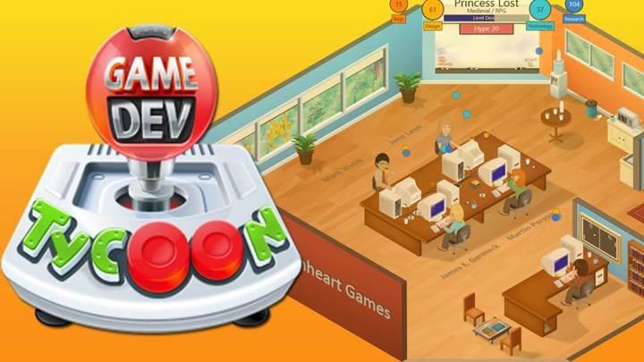 Game Dev Tycoon iOS için çıktı
