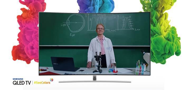 Samsung SeeColors ile renk körlerine önemli bir destek