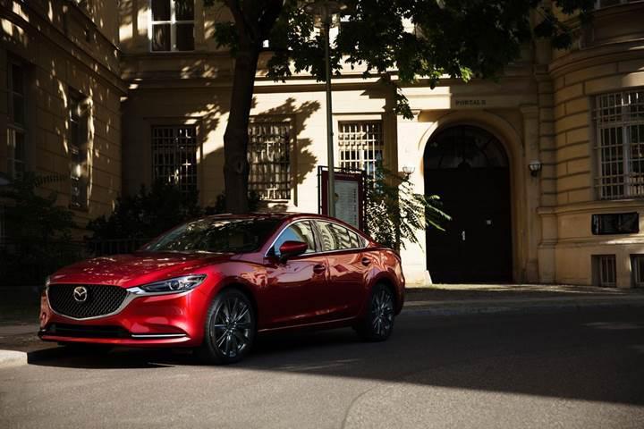 Yenilenen Mazda6 artık daha güçlü!