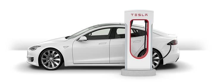 Tesla Model S ile bedava elektrik üzerinden Bitcoin madenciliği