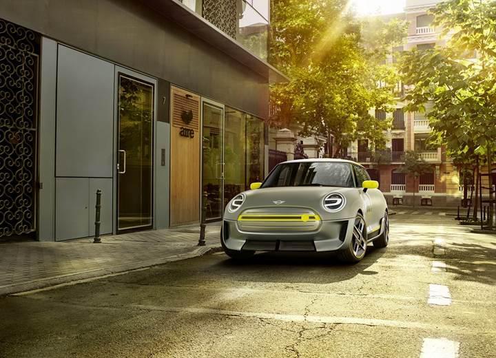 Mini markası tamamen elektrikli araç üreticisine dönüşebilir