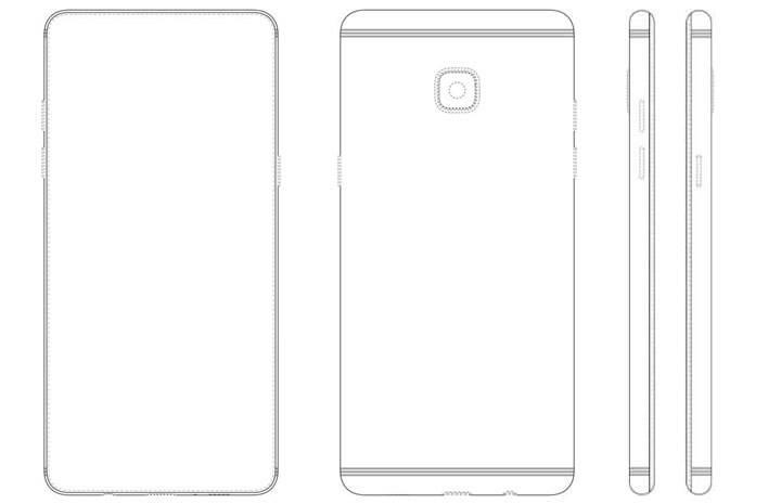 Samsung patent başvurusunda bulunduğu yeni anten tasarımını S9'da kullanabilir