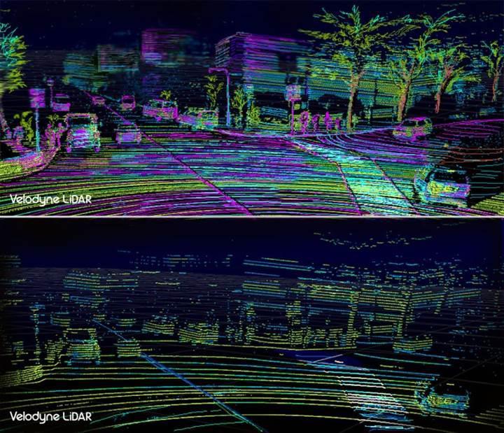 Velodyne otonom araçların geleceğine yön verecek bir Lidar sensörü geliştirdi