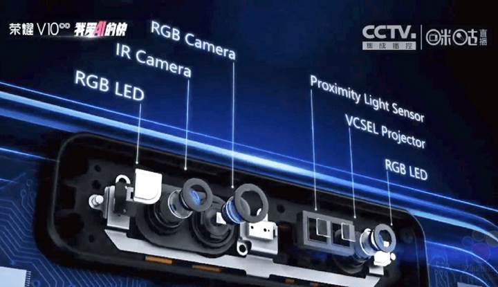 Huawei'nin derinlik kamerası da iddialı