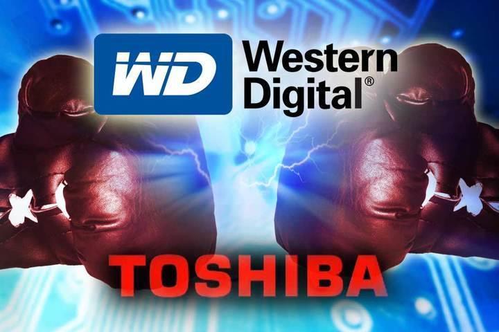 Toshiba, Western Digital ile olan uyuşmazlığı çözmeye hazırlanıyor