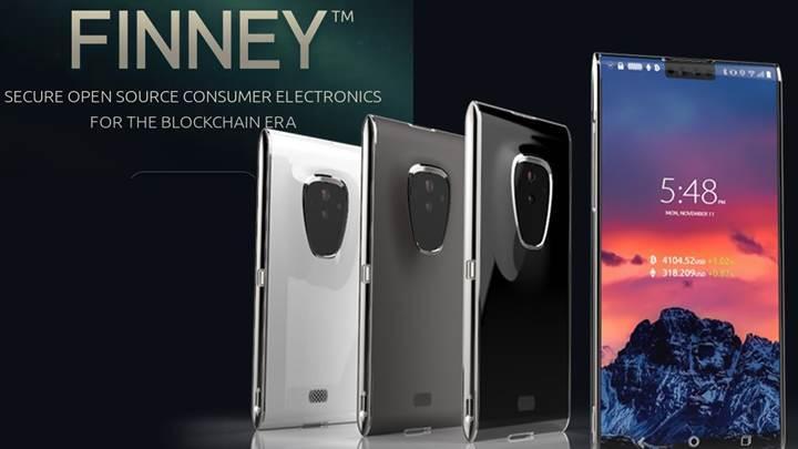 Blockchain tabanlı tamamen güvenli akıllı telefon: Finney