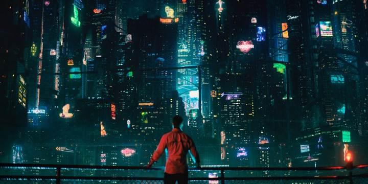 Netflix'in yeni bilim-kurgu dizisi Altered Carbon'dan ilk fragman