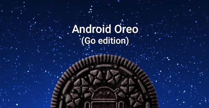 Ucuz telefonlar için Android sürümü: Android Oreo Go Edition