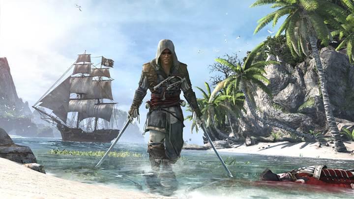 Assassin's Creed: Black Flag ve bir oyun ücretsiz!