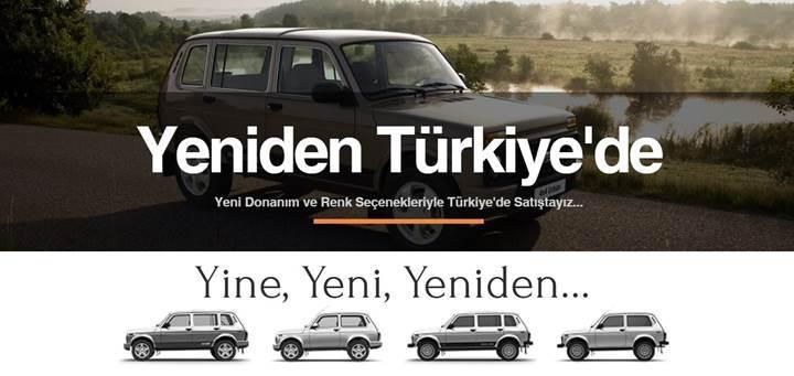 Lada efsanesi yeniden Türkiye'de