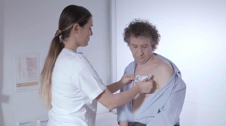 Arçelik mobil EKG cihazı BeyondCare'i duyurdu