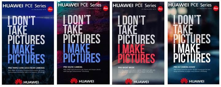 Huawei P11 için 40MP çözünürlüğünde kamera iddiası