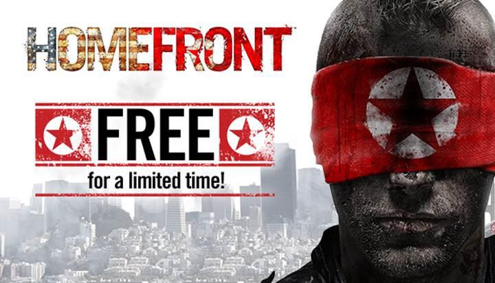 FPS oyunu Homefront, Humble Store'da ücretsiz