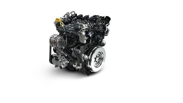 Renault ve Mercedes'den yeni 1.3 litre turbo beslemeli benzinli motor