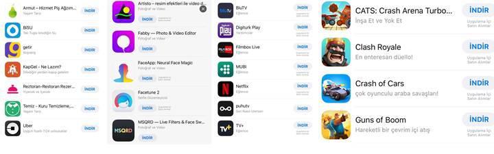 App Store'da 2017 yılının en iyileri belli oldu