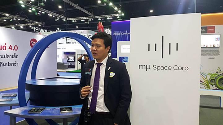 Taylandlı startup mu Space uydu işletme lisansı aldı
