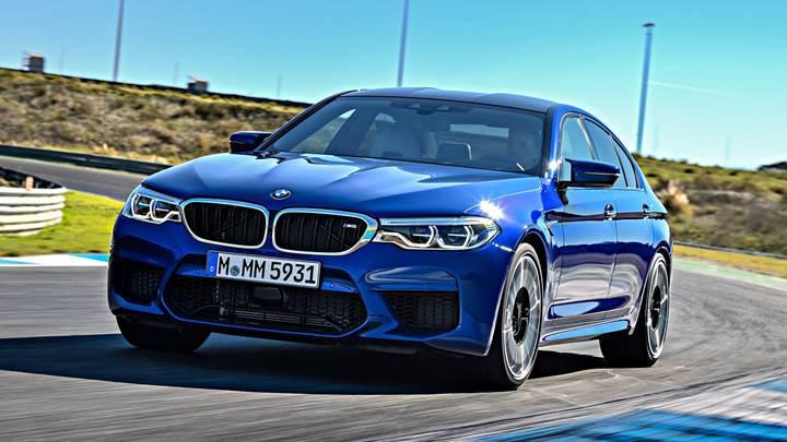 BMW, hibrit bir M5 versiyonu geliştiriyor