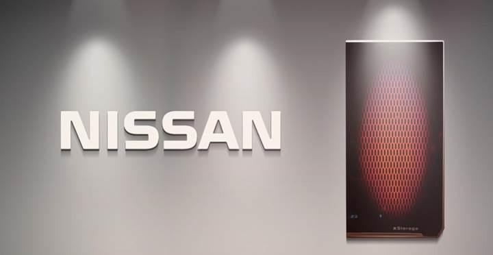 Nissan'dan atık bataryaları kullanıma sokan enerji depolama çözümü: xStorage