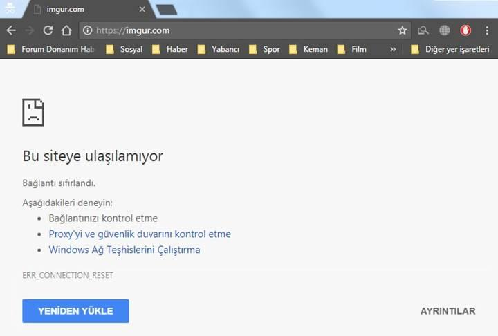 Sıfır Wikipedia'nın ardından şimdi de 0imgur kullanıma açıldı