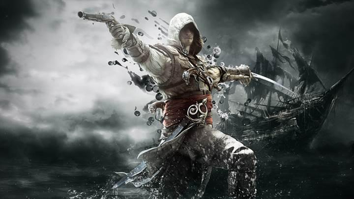 Assassin's Creed IV: Black Flag, PC için ücretsiz!