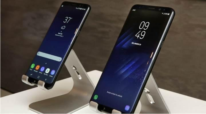 Samsung Galaxy S9 daha gelişmiş Iris tarayıcısına sahip olacak