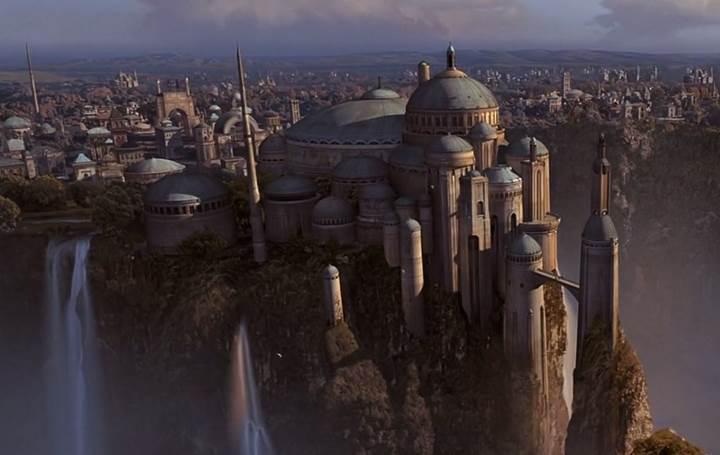 Ayasofya ve Sultanahmet, Star Wars mimarisine ilham olmuş