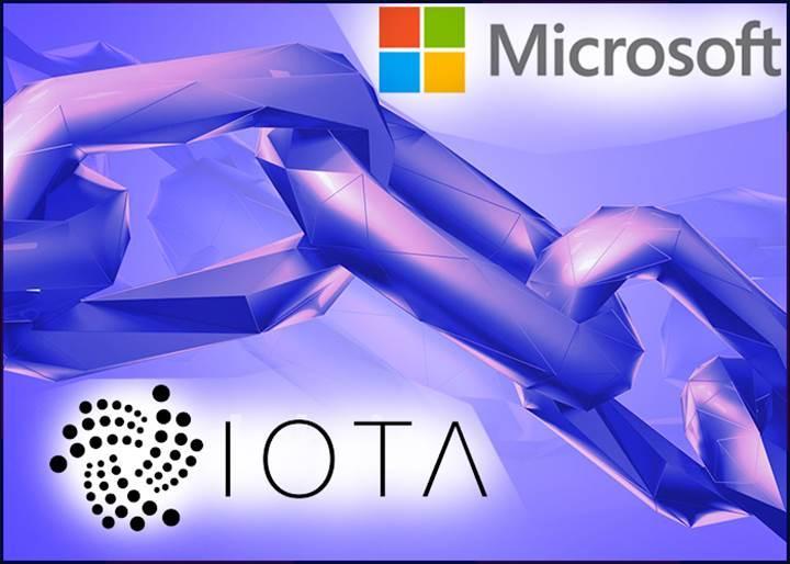 Microsoft ile IOTA ortak değilmiş