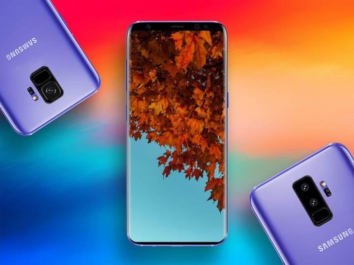 Galaxy S9'un tasarımı ve renk seçenekleri sızdırıldı